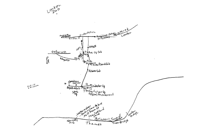 Kartografische Epxerimente