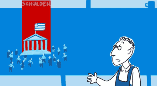 Schuldenkrise Griechenland und der Euro