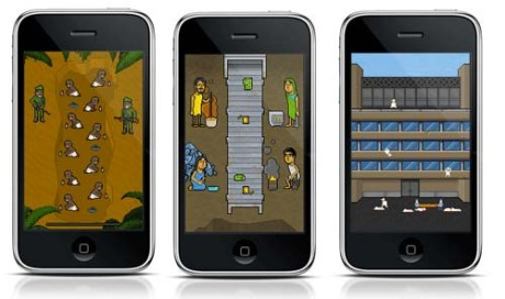 Phone Story Yes Men iPhone App