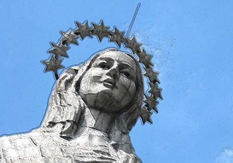 Jungfrau von Quito
