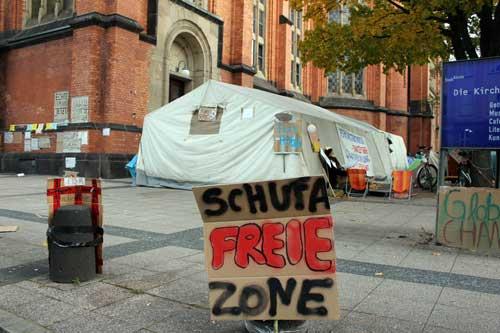 occupy düsseldorf