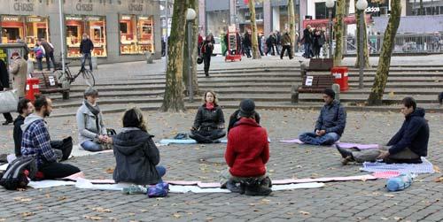 Occupy Hamburg MedMob