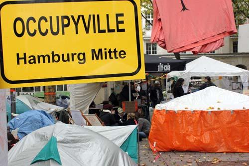 occupyHamburg