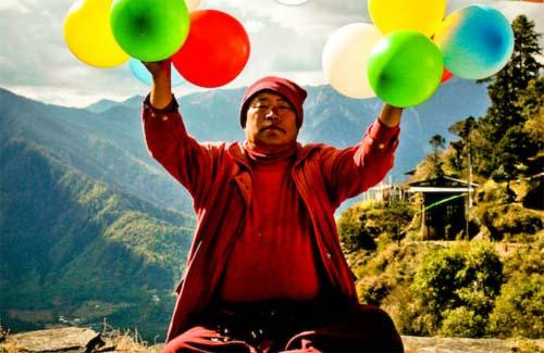 Balloons of Bhutan Jonathan Harris