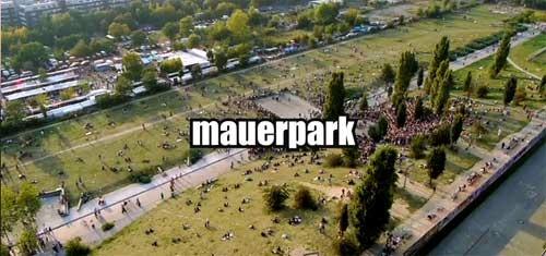 Mauerpark Berlin Dokumentarfilm Dennis Karsten