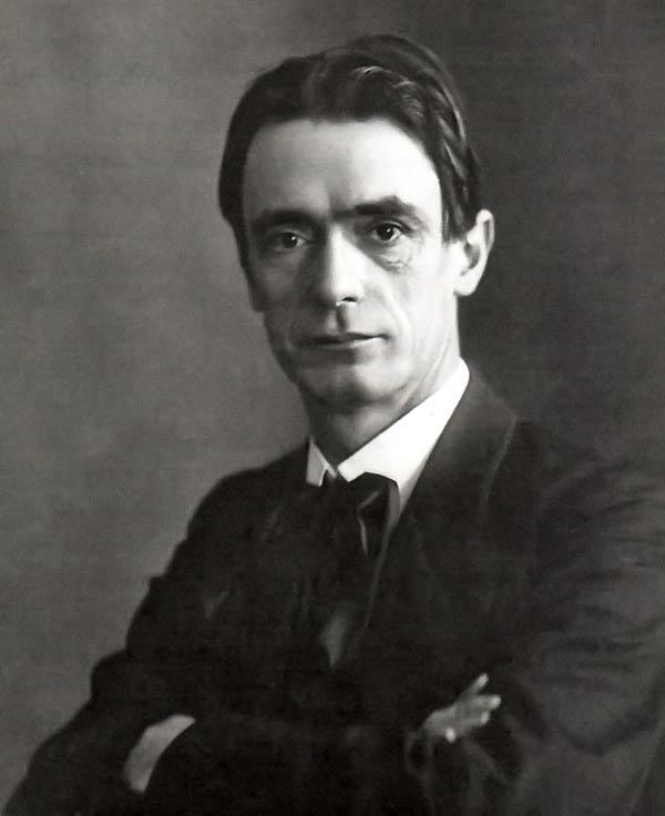Portrait: Rudolf Steiner
