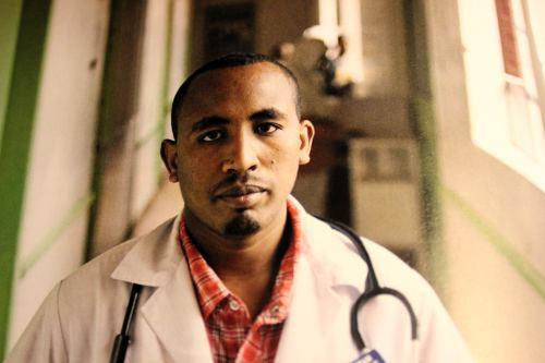 Vorbilder für eine bessere Welt: Eyaya Misgan aus Addis Abeba