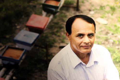 Vorbilder für eine bessere Welt: Dr. Khem Raj Neupane aus Bharatpur, Nepal