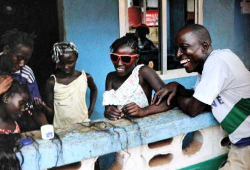 Vorbilder für eine bessere Welt: 50 Jahre Welthungerhilfe