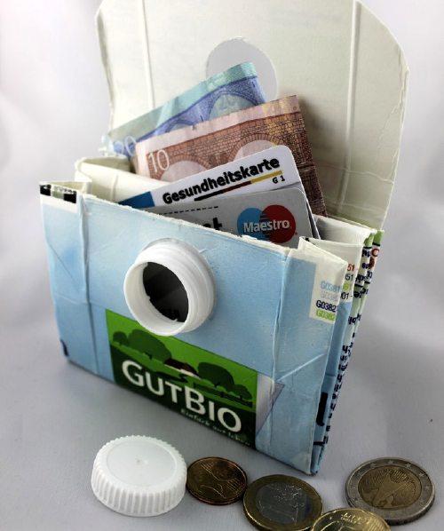 Alles an den USEDFUL-Produkten es recyclet