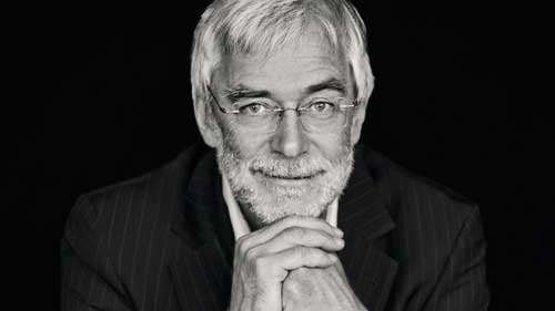 Portrait Gerald Hüther von Josef Fischnaller