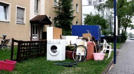 Kaufen für die Müllhalde - ein Buch über die geplante Obsoleszenz und ihre Alternativen