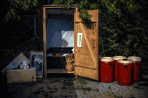 Ecotoi: Umweltfreundliche mobile Toiletten