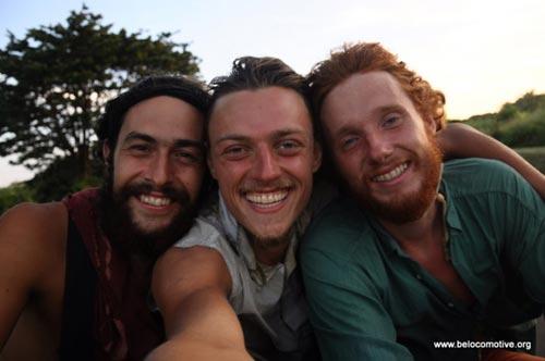 Glücklich ohne Geld: Raphael Fellmer reist ohne Geld von Deutschland nach Mexiko