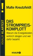 Buchtipp: Das Strompreis-Komplott von Malte Kreutzfeld