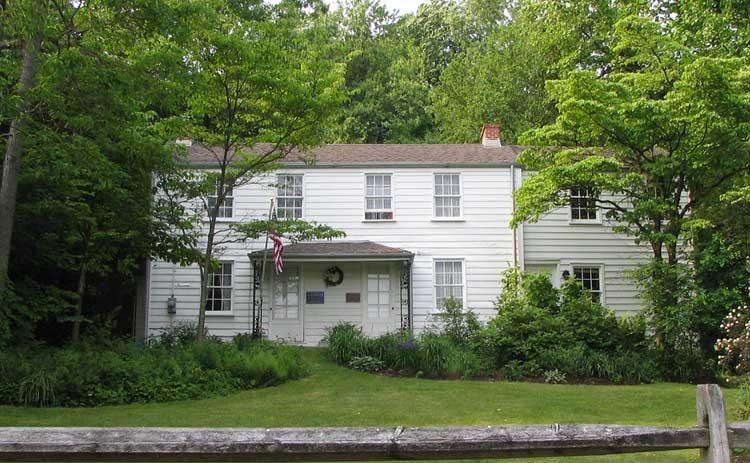 Rachel Carsons Geburtshaus