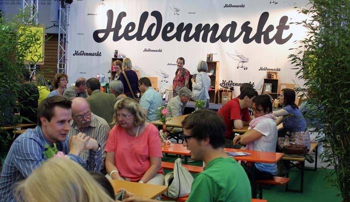 Alternativen finden: Der Heldenmarkt