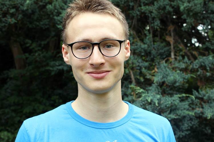 Konferenz für eine bessere Welt: Jonas Laur