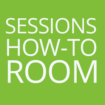 Sessions im How-To-Room