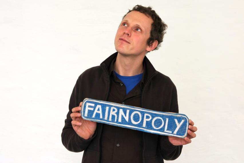 Zu Gast bei 7Talks: FAIRNOPOLY-Gründer Felix Werth