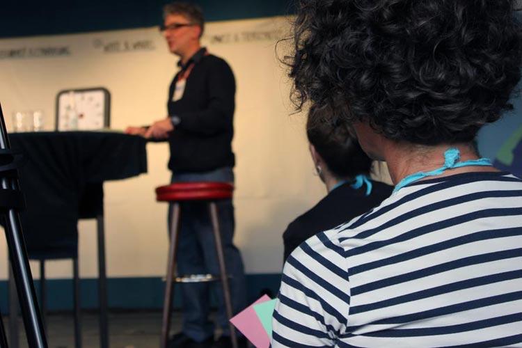 Fazit: Konferenz für eine bessere Welt