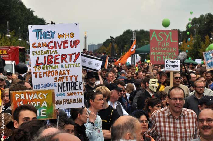 Freiheit statt Angst: 6.500 Menschen sagen ja!