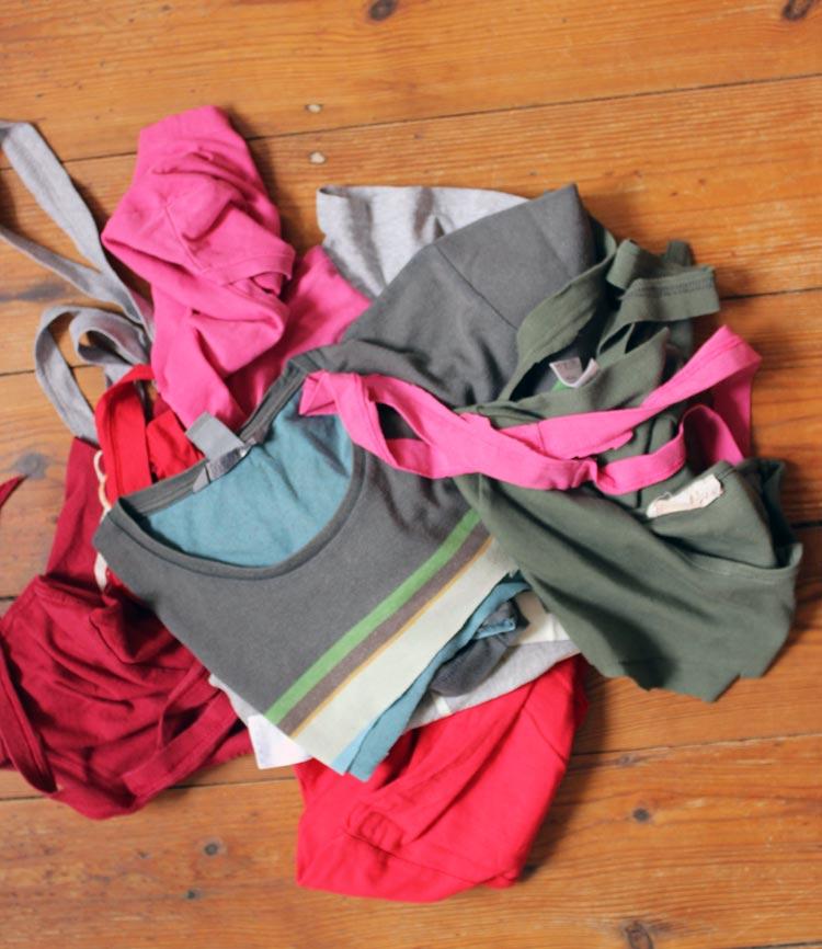Upcycling Garn Aus T Shirts Für Eine Bessere Welt