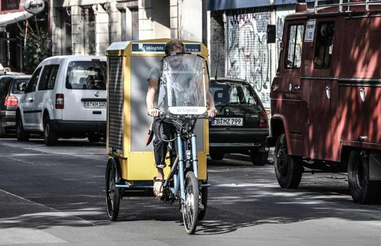 Velogista: Die Transportrevolution aus dem Hinterhof