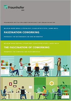 Buchtitel: Faszination Coworking