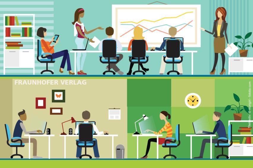 Fraunhofer Studie: Faszination Coworking