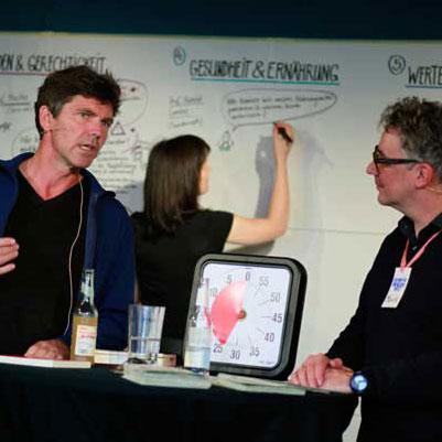 7 Talks für eine bessere Welt