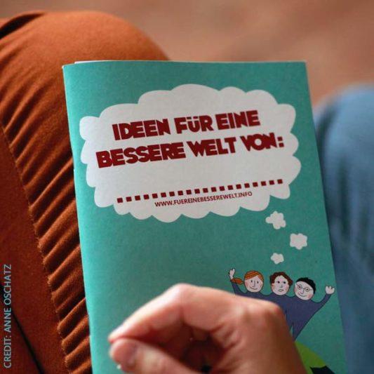 Bücher: Konferenz für eine bessere Welt