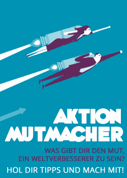 Aktion: Mutmacher