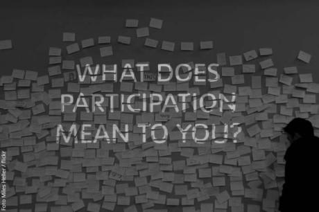 E-Partcipation / Foto: Miles Heller, flickr