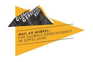 #mailanmerkel – Deine Stimme gegen Armut