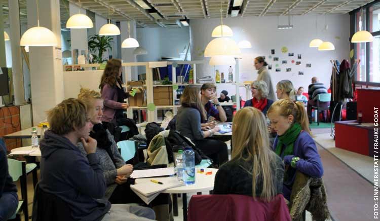 Social Entrepreneur werden – Interview mit Frauke Godat von der Uni Kiel