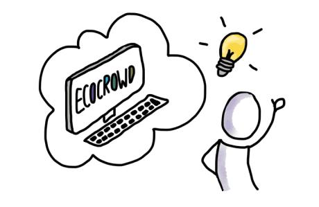 Crowdfunding-Plattform für eine bessere Welt: EcoCrowd