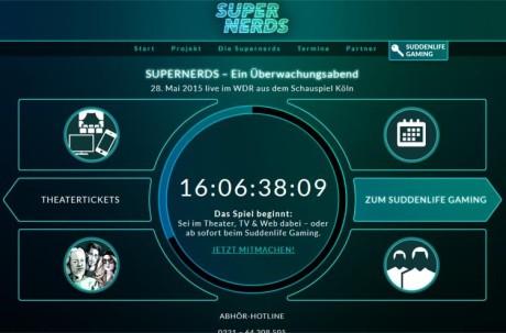 Event: SUPERNERDS