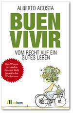 Buen Vivir, Alberto Acosta, Buch-Cover
