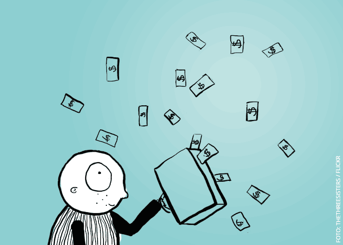 Mach mit: Experiment Geldfrei leben
