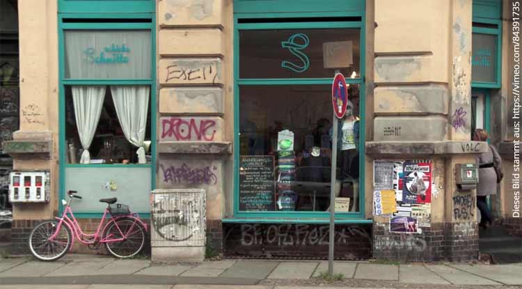 Wohnalternativen: Zwischenraumnutzung in Leipzig, die Wächterhäuser