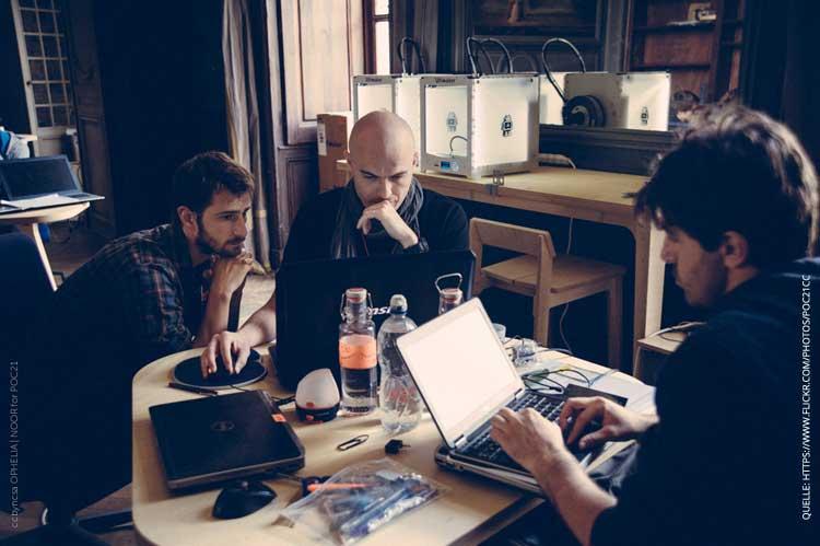 POC21 – Open-Source-Projekte Innovation Camp