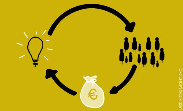 Crowdfunding – Ist Dein Projekt geeignet?