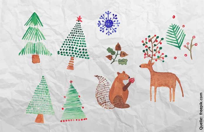 Weihnachtsbaum selbst machen