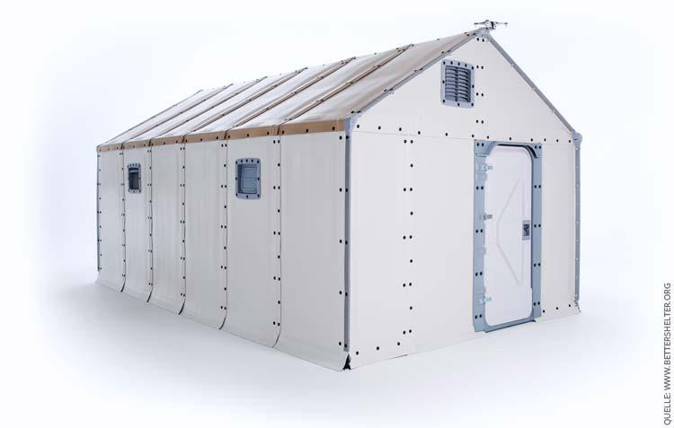 Flüchtlinge: Better Shelter