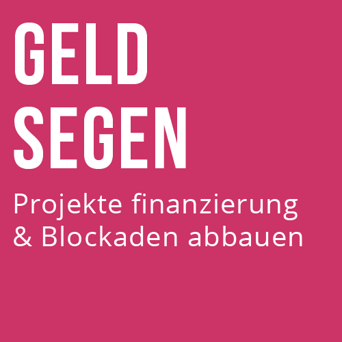 Geldsegen: Workshop zur alternativen Projektfinanzierung