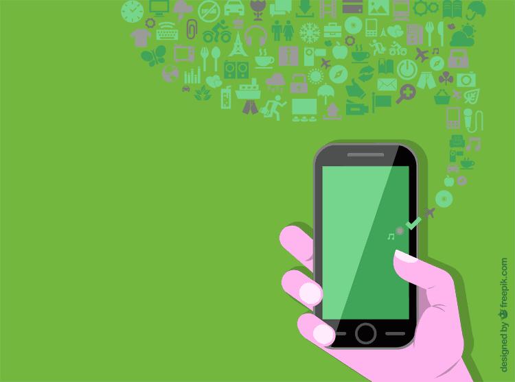 Die besten grünen Apps fürs Smartphone