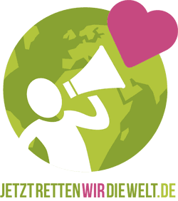 Aktion: UndJetztRettenWirDieWelt.de