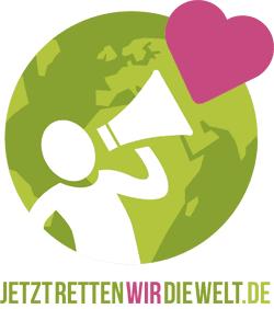 Aktion: UndJetztRettenWirDieWelt.de