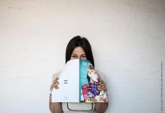 """Ethic-Fashion-Expertin Julia Akra-Laurien über vegane Mode und ihr Magazin """"Noveaux"""""""